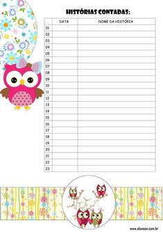 Imagem - Educação Infantil - Aluno On Printable Planner, Printables, Cocker Spaniel, Teacher, Education, Banner, School, Lettering, Kids