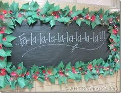 This bulletin board is AMAZING! One thing I loved when I was in kindergarten and such was all the colorful bulletin board.