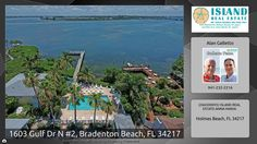 Condo 1bed/1ba for $239,000 at TRADEWINDS 1603 Gulf Dr N #2, Bradenton Beach, FL 34217 https://youtu.be/wLnsTs0nZao