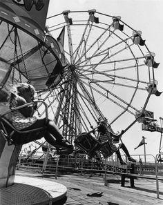 Los Angeles carnival, 1960s