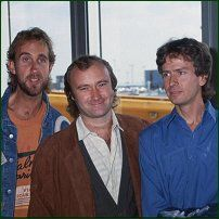 Genesis and Phil Collins
