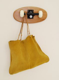 Skateboard coat rack by Skate-Home. Crooked Coat Rack. Based on their passion for skateboarding culture and the lifestyle. Decorate your home with your lifestyle or original style