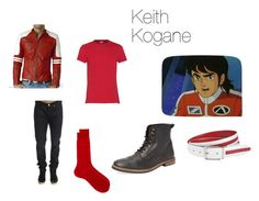 """""""Everyday Keith Kogane"""" by geekandsundry ❤ liked on Polyvore featuring 3x1, Ben Sherman, Orlebar Brown, Barneys New York, women's clothing, women, female, woman, misses and juniors"""