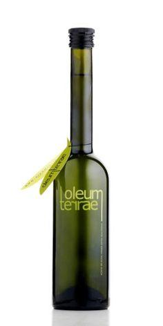 OLEUM TERRAE - Organic Extra Virgin Olive Oil #AOVE #azeite #aceite #oliveoil www.bodegasmezquita.com