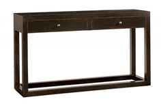 Console Table | Bernhardt $774.58 + $100 for freight and local delivery is additional fee TBD)