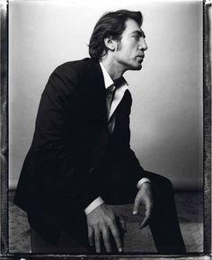 Javier Bardem, por Justin Stephens, 2011