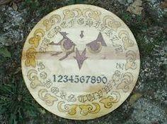 Ouija Type Spirit Boards
