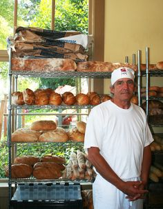 Pane d'Amore bakery in Port Townsend, WA