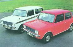 Mini Clubman, Classic Mini, Mini Me, Mini Stuff, Cars, British, Vehicles, Autos, Car