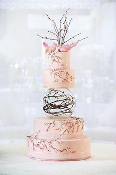 I wish this was my wedding cake!