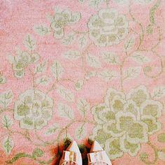 Decore com Gigi: PRIMAVERA, rosa claro.