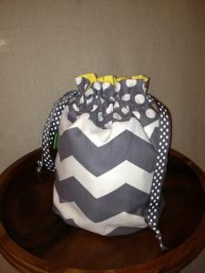 Love this bag for packing... Drawstring Ditty Bag $12.00 Buy and Sell Crafts On Line | Handmade Crafts to Sell? Free Posting