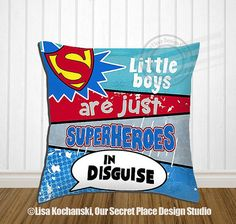 Hey, I found this really awesome Etsy listing at https://www.etsy.com/listing/250511223/little-boys-are-just-superheroes-in