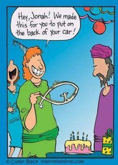 Bible Humor on Pinterest | Christian Humor, Religious ...