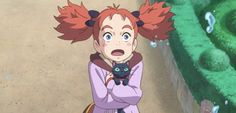 One More Gorgeous #Anime Mary and the Witch s Flower #Movies #anime #flower #gorgeous #trailer