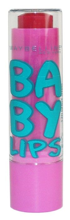 MAYBELLINE Baby Lips Lip Balm - Ruby Star