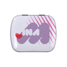 Lata De Caramelos Jelly Belly™ / Nick Love Mina
