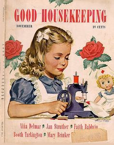 November ? I have that sewing machine.