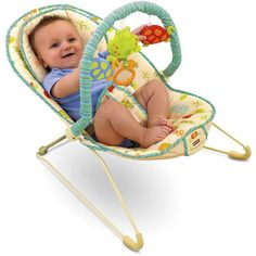 Fisher-Price - Turtle Days Bouncer