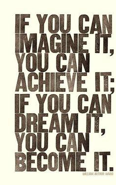 Dream BIG #dreambig #inspiration