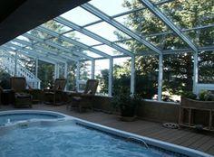 Indoor Pool Enclosures