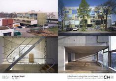 [Collective Housing Atlas] Kölner Brett by b+ Loft, Arno, Stairs, Construction, The Originals, Architecture, Outdoor Decor, House, Home Decor