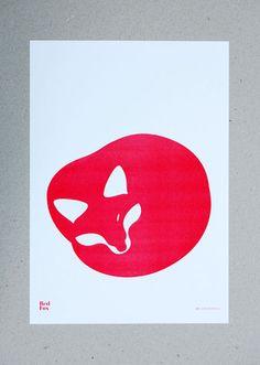 Paul Farrell - Red Fox