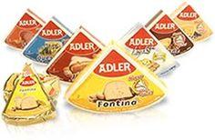 Quesos Adler... los triangulitos!   -lbk-