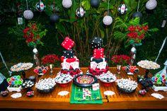 Party decoration / Casino Party / Festa de Cassino / Deck of cards / Las Vegas Party / Madame Tutu