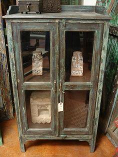 antique cabinet!