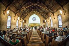 wedding photography   Faith United Methodist Church in Port Clinton, OH