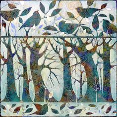 L'Assommoir In the woods by Sue Davis