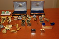 Property recovered from the rear of the Rancocas Plaza on November