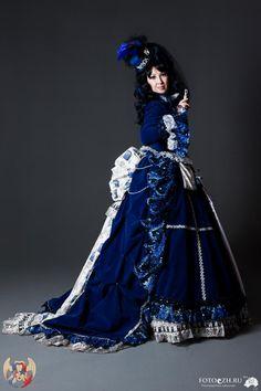 10 TARDIS Dresses for Fancy Occasions   Mental Floss