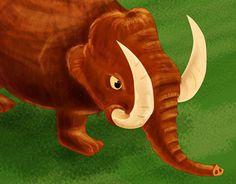 """Check out new work on my @Behance portfolio: """"Mammoth"""" http://be.net/gallery/35561715/Mammoth"""