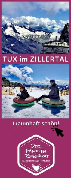 FAMILIENURLAUB TUX ❤️ unsere Highlights im Zillertal! Am Meer, Highlights, Movies, Movie Posters, Travel, Hotels, Winter, Waterfall Hikes, Family Getaways