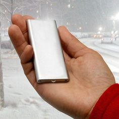 Rechargeable Hand Warmer. Want it? Own it? Add it to your profile on unioncy.com #gadgets #tech #electronics #gear