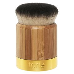 Tarte Bamboo Airbuki Brush || $26 – When it comes to setting powders I usually tend to go with big fluffy brushes because I like the way that they feel on my face. However, when it comes to POWDER foundations one of my favorite way to apply them is with a kabuki brush because they buff the foundation in better. I have found that the Tarte Airbuki gets the best coverage without lines and feels the best in the hand.