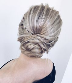 Wedding Hairstyle Inspiration , updo hairstyles, elegant bridal updo, updo,messy updo,prom hairstyles,prom hairstyle inspiration,wedding updo,wedding updo hairstyles,messy bridal updo,unique updo hairstyles,wedding hairstyles,easy updo,upstyles,Braided updo hairstyle inspiration,
