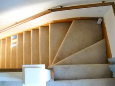 For FramingPro: How To Figure Out Winder Stairs - Page 2 - Framing Loft Staircase, Staircase Handrail, Attic Stairs, House Stairs, Staircase Design, Staircase Ideas, Railings, Winder Stairs, Skylight Shade