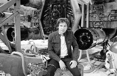 """Harrison Ford en """"El Imperio Contraataca"""" (The Empire Strikes Back), 1980"""