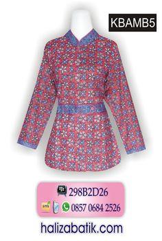 Ini nih blus batik karyaKu murmer. Cocok untuk kerja atau acara2 formal. Hanya 58Rb! More info? Contact via WA 085706842526