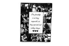 Boyfriend Best Friend Picture Frame Collage by InitialRemembrance