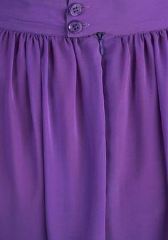 Vignette Again Skirt in Plus Size, #ModCloth