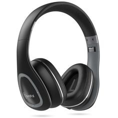 SoundPal SonoBass Wireless Over-Ear Headphones