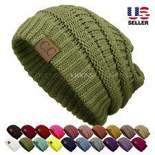 Bubble Knit Slouchy Baggy Beanie Oversize Winter Hat Ski Slouchy Cap Skull Women http://ift.tt/1iFcTMU