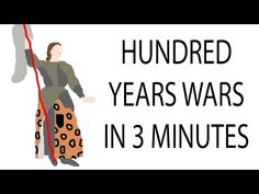 The Hundred Years War (1337 - 1453) - YouTube