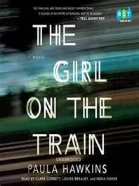 The Girl on the Train - Paula Hawkinshe Girl on the Train: A Novel by Paula Hawkins is a psychological thriller about a girl who sees something shocking on the train, only to get wrapped up in the case after sharing what she knows with the police. Out Jan. 13