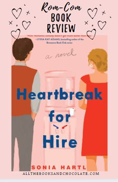 This is going to sound strange, but I think I would have preferred if Heartbreak for Hire if it hadn't been a romance.