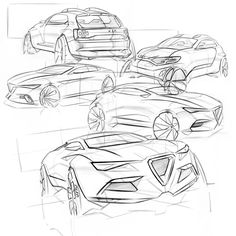 Daily sketches by Minsub Han  #cardesign #sketch #carsketch #automotivedesign